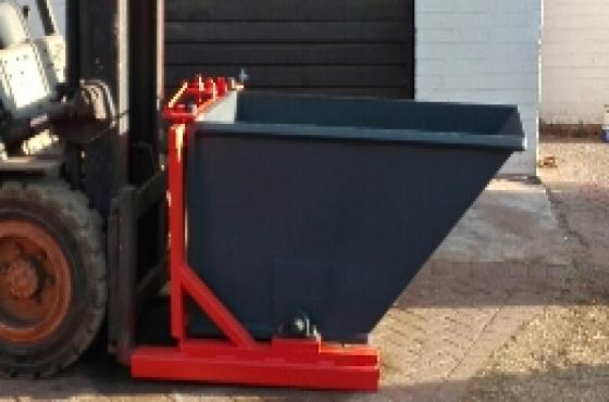 Forklift Skip Bins