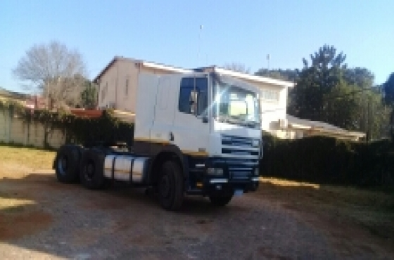 Truck DAF CF85. 430 Tructor power