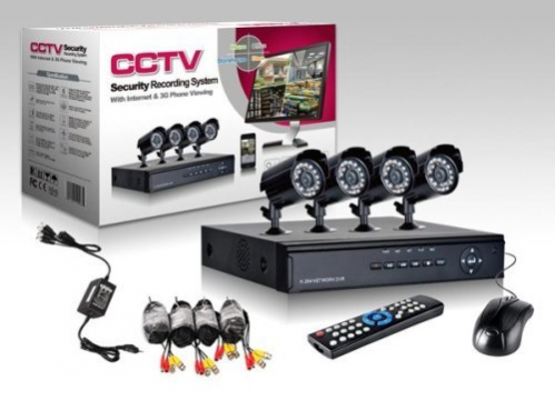 Security Systems, CCTV Cameras, Access Control
