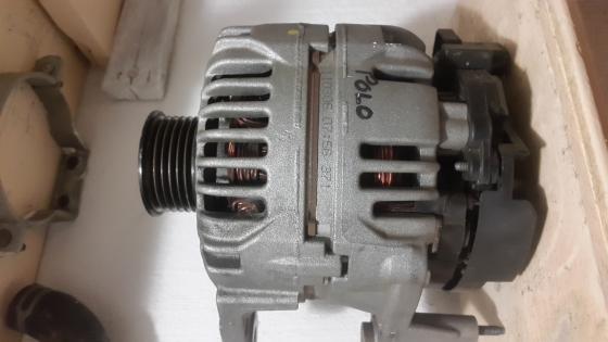 Alternator for Polo 1.6 petrol