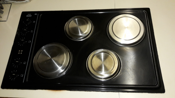 Defy Double Oven and hob