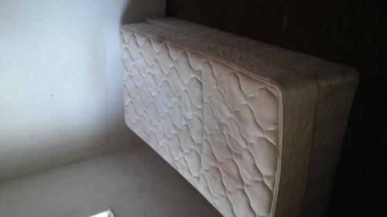 Restonic single bed