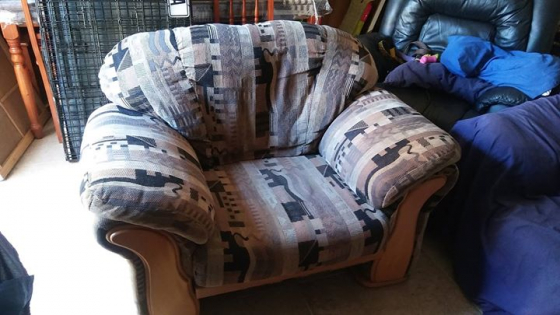 Grafton Everest Single Seater Couch