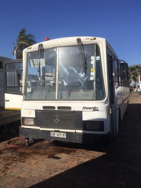 2000/2002 Mercdes-Benz 70 seater busses