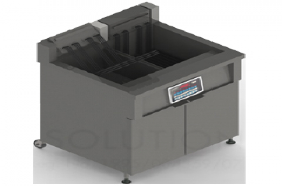 OPEN FRYER 2 x 20Lt