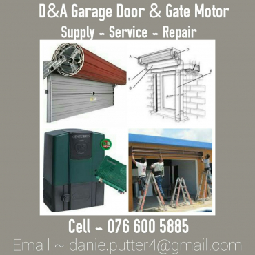 NORTHCLIFF, Garage door and Gate motor Service & Repairs 0715448750 CALL NOW