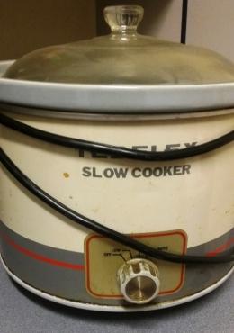 TEDELEX Slow Cooker