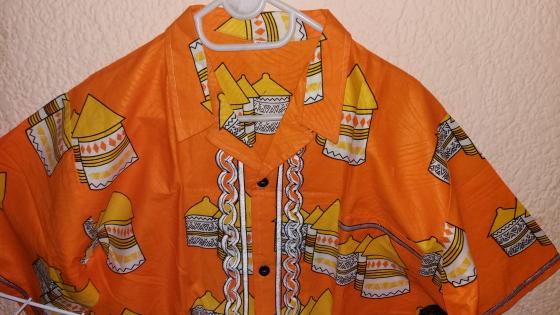 cultural (traditional) attires