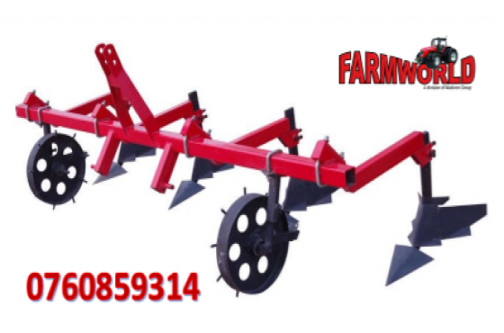 S2618 Green RY Agri 9 Tine Spring Cultivator New Implement