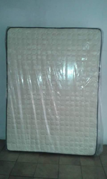 New base set innerspring mattress
