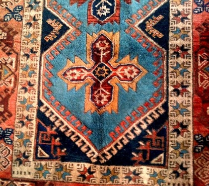 Variety of stunning Persian Rugs for sale.
