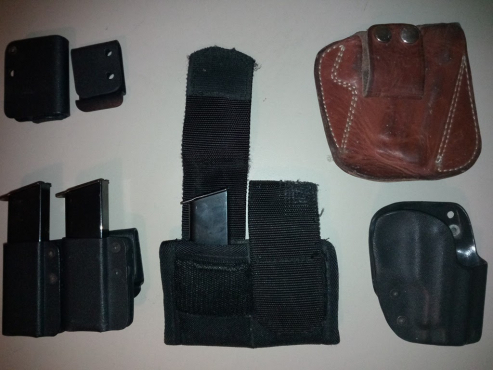 Astra A75 magazines, pouches & holsters for sale