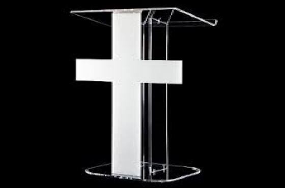 Cross Form Lecterns