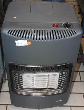 Gold air heater S025