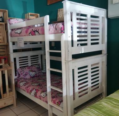 Lindie Bunk Bed - Van Ouds