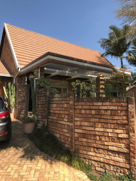 2 Bedroom Townhouse in Wapadrand, Pretoria, to rent, with large loft