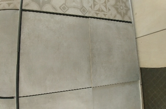 Cement Look Floor Tile 600x600