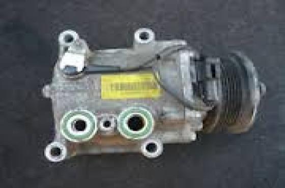 ford fiesta 1.4,16v aircon compressor