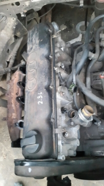 Audi 500 5 cylinder engine to fit microbus