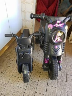 Ekstra Groot plastiek motor fietsies