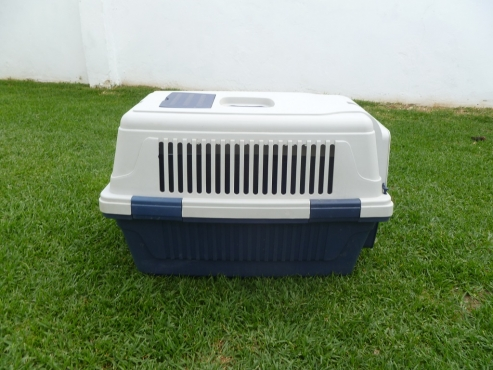TRANSPORTATION CAT BOX - ALSO SUITABLE FOR SMALL DOG