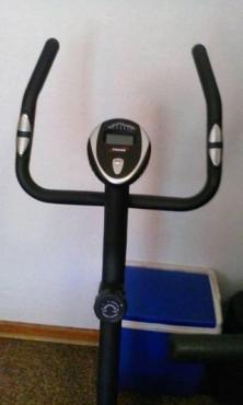 Trojan gym and bike