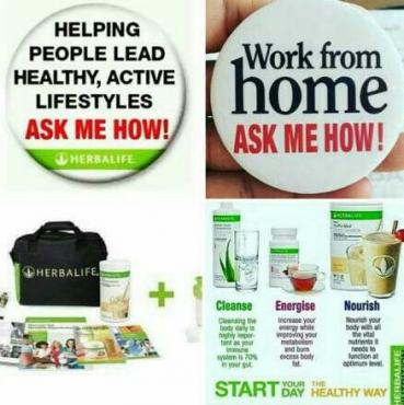 Herbalife independent distributor | Junk Mail