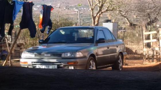 Toyota corolla 16v