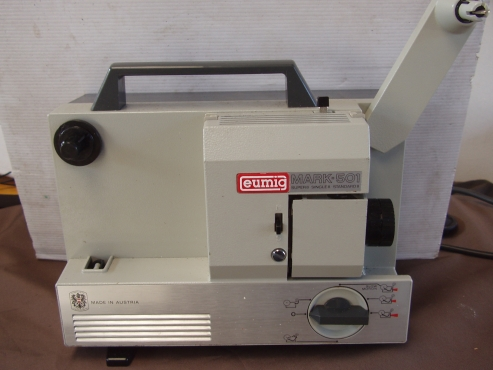 Eumig Mark 501 Movie Projector - in excellent condition