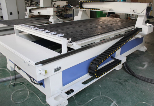 CNC ROUTER NEW Gi2030Machine 6KW Italy hsd German Design, Direct Manufacturer GiO
