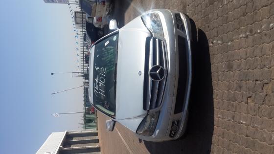 W204 C200K Mercedes