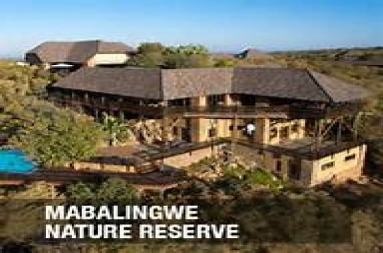 Mabilingwe Full Week Holiday 7 nights  09 -16 Nov 2018 (Special Offer)