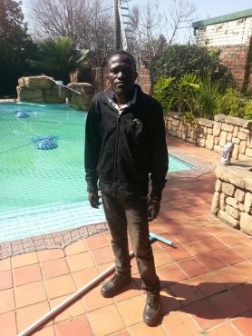 MALAWIAN GARDENER/HANDYMAN
