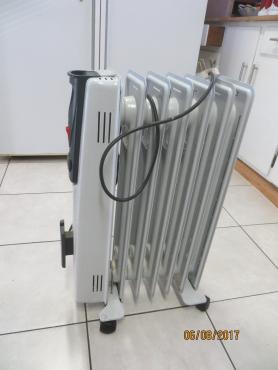 Oil Heater Salton 7 Fin