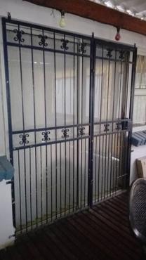 1 X Gate Solid For Sliding Door