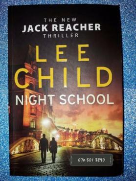 Night School - Lee Child - Jack Reacher #21.