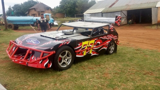 Race Cars For Sale >> Ford V8 Flexi Oval Track Race Car