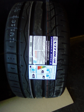 315/35/20 new tyres only R2300 each
