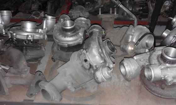 Jeep, Chrysler and Dodge Turbos for sale