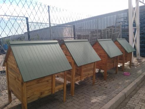 Wooden Dog Kennels for sale Pretoria