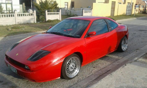 Fiat coupe swop or make offer