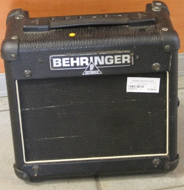 Guitar amp S025437a