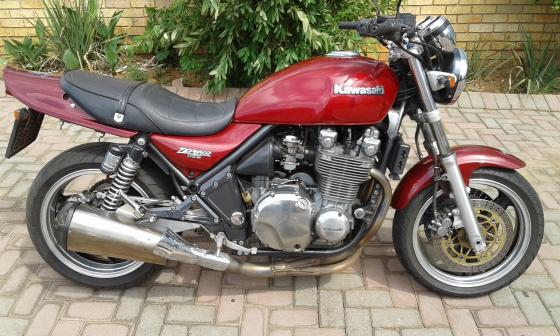1994 Kawasaki Zephyr 1100   Junk Mail