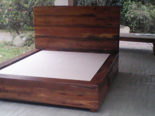 Railway Sleeper Beds