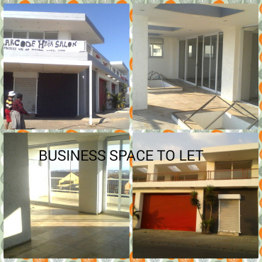 Restuarant Space to rent in Soweto
