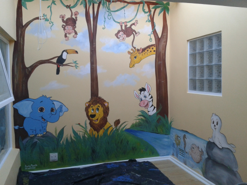 Upgrade your daycare with wall murals Junk Mail