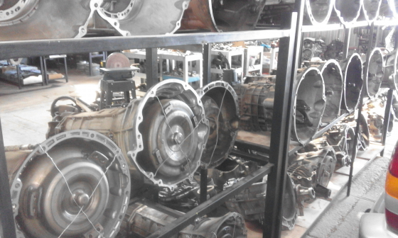 Jeep, Chrysler and Dodge Gearboxes for sale