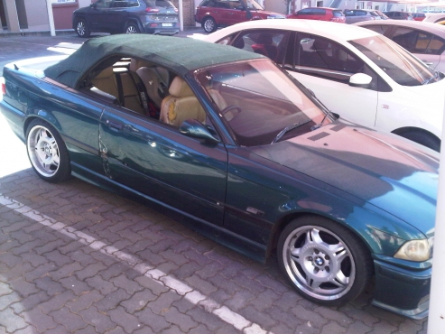 E36 Convertible In Bmw In South Africa Junk Mail