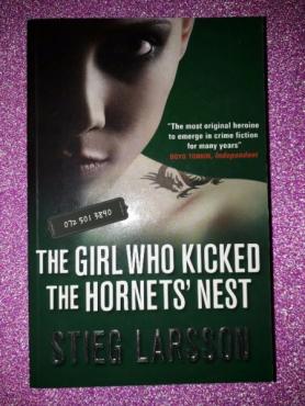 The Girl Who Kicked The Hornets' Nest - Stieg Larsson - Millennium #3.