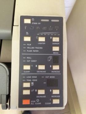 KIP 1900 - 36 Wide format plan copier
